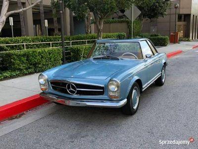 używany Mercedes 170 inny Klasyk -Benz 280SL 2.8 benz. 6 cyl.KM W113 1968