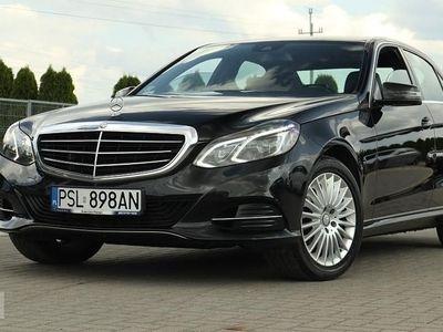 używany Mercedes 200 Klasa E W212Skóra Navi Dynamiczne _fotele Adaptacyjne_LEDy Gwarancja !!!