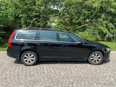 used Volvo V70 III 2011, 163 KM w bardzo dobrym stanie