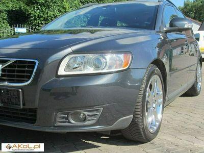 używany Volvo V50 1.6dm 109KM 2010r. 153 841km