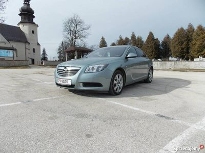 używany Opel Insignia 2011 2.0 cdti 4x4 IDEAŁ PAKIET SPORT
