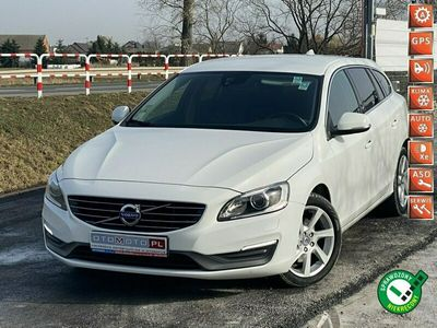 używany Volvo V60 2dm 163KM 2014r. 161 432km