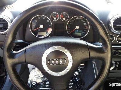 używany Audi TT z 2001 roku. 8N QUATTRO / 225 KM / silnik BAM.