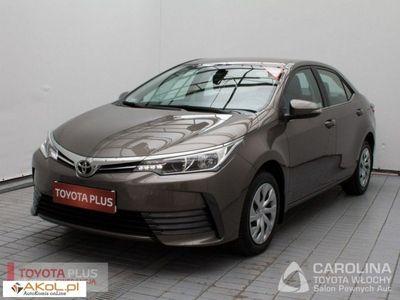 używany Toyota Corolla 1.3dm 99KM 2017r. 17 406km