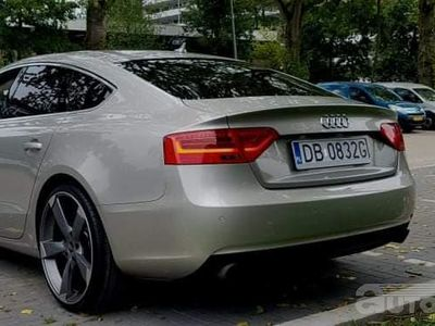 used Audi A5 2XS-LINE