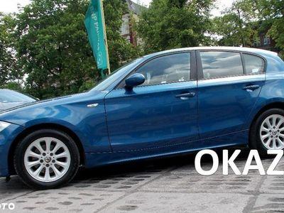 używany BMW 120 2dm 163KM 2005r. 181 800km