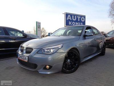 używany BMW 530 SERIA 5 i M-Pakiet Navi Xenon Climatronic Parktronic