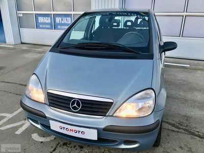 używany Mercedes A140 Klasa A W168
