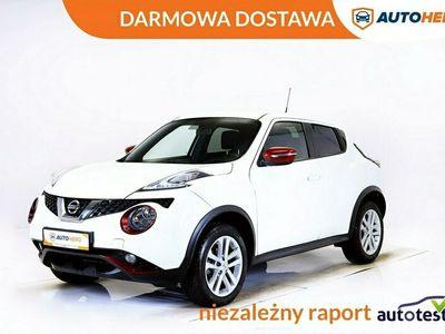 używany Nissan Juke DARMOWA DOSTAWA, Klima auto, bluetooth, multifunkcja, I (2010-2019)