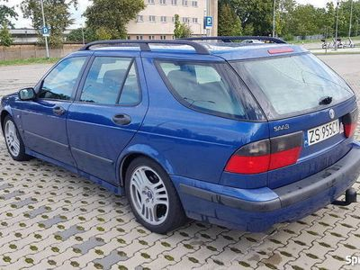 używany Saab 9-5 2.0 Turbo SE