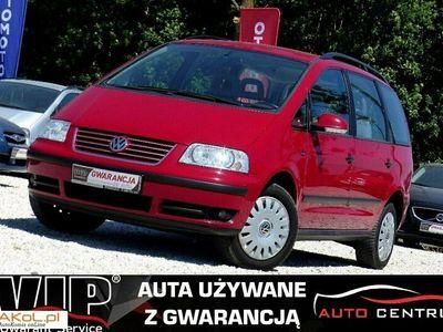 używany VW Sharan 1.8dm 150KM 2006r. 219 284km