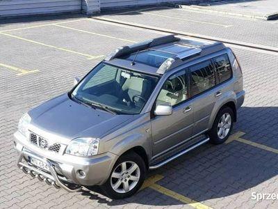 używany Nissan X-Trail 2.2dm 136KM 2006r. 170 000km