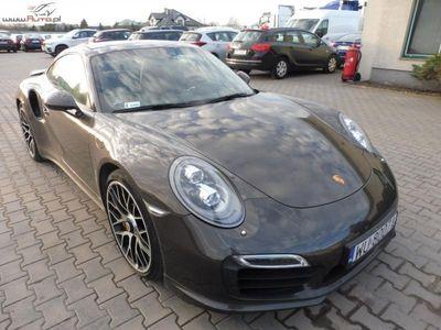 używany Porsche 911 3.8dm3 560KM 2014r. 48 624km automatyczna klima.