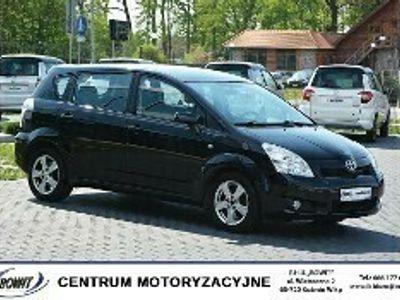 używany Toyota Corolla Verso III 2008r - 2.2 D4D - Klimatyzacja AC - Salon - Serwis