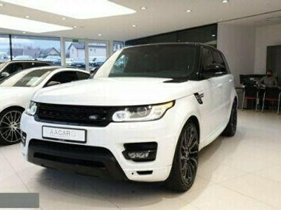 używany Land Rover Range Rover Sport Range Rover Sport HSE SDV6 4x4, salon PL, DOSTAWA W CENIE, FV-23%
