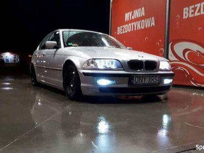 używany BMW 323 e46