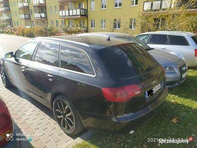 używany Audi A6 QATRO