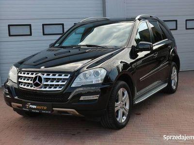 używany Mercedes ML350 CDI 4MATIC W164 231km Salon Polska
