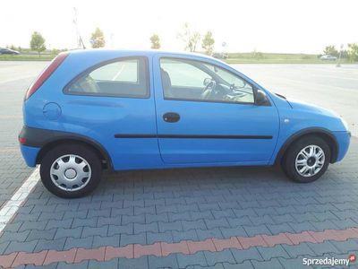 używany Opel Corsa C/cena do negocjacji