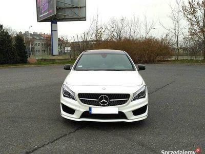 używany Mercedes CLA250 Rej. PL, 61 tys. km, Gwarancja