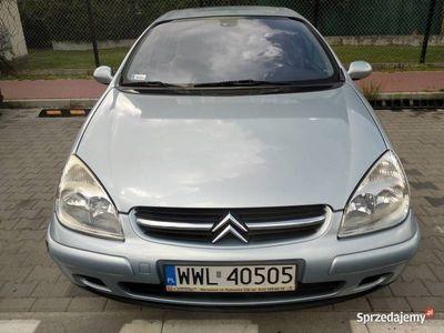 używany Citroën C5 bezwypadkowy serwisowany niedrogo