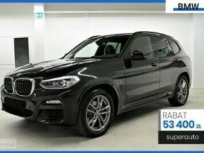 używany BMW X3 G01 xDrive20d M Sport (190KM) | Business Class + First Class