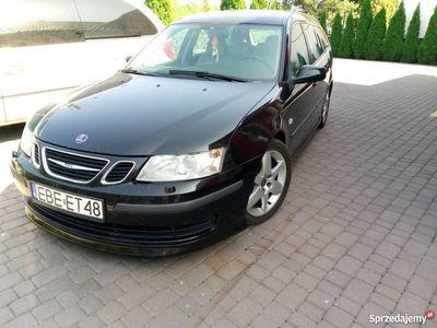 używany Saab 9-3 sport kombi 2.0T LPG