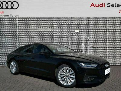 używany Audi A7 3dm 286KM 2020r. 20 498km
