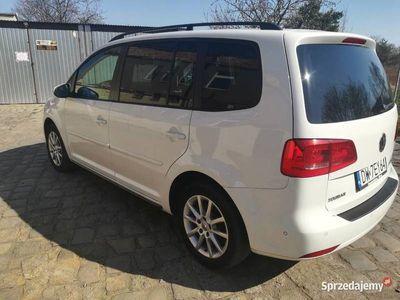 używany VW Touran 2011R DSG