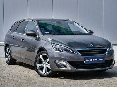 używany Peugeot 308 SW 2.0 Blue HDi Allure S&S
