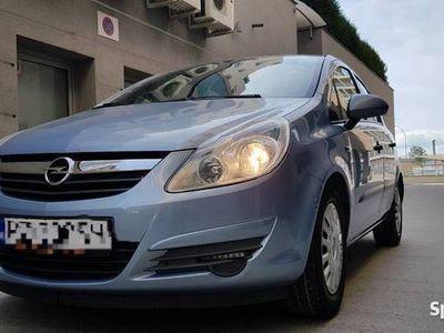 używany Opel Corsa D/Bezwypdakowy/Polski salon