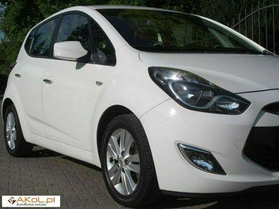 używany Hyundai ix20 1.4dm 90KM 2012r. 151 719km