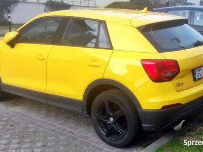 używany Audi Q2 (pierwszy właściciel, kupiony w polskim salonie).