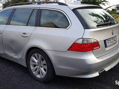 używany BMW 525 E61 d full opcja