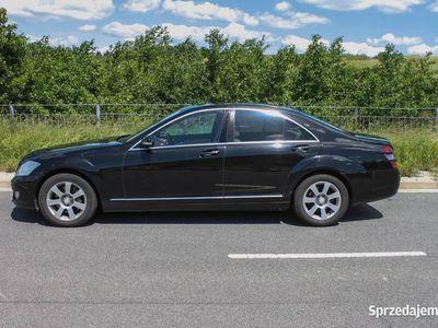 używany Mercedes S350 CDI W221