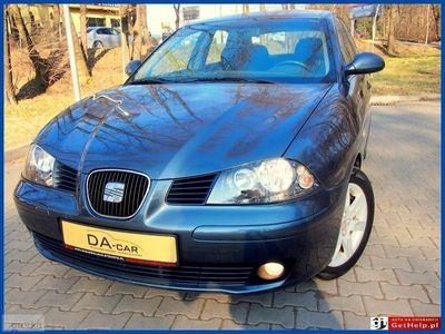 używany Seat Ibiza IV 1.4 16V 100 KM SPORT 5-DRZWI 1-szy Wł. Bezwypadek!