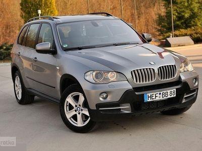 używany BMW X5 E70 3.0d HeadUp 4X4 Skóry Panorama XENON LEDY z Niemie