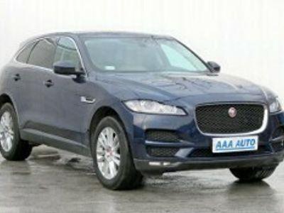 używany Jaguar F-Pace  Salon Polska, 177 KM, 4X4, Automat, VAT 23%, Skóra, Navi,