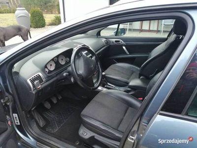 używany Peugeot 407 panorama