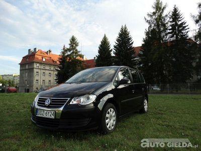 używany VW Touran TOURAN hatchback,Klima,st. BDBhatchback,Klima,st. BDB