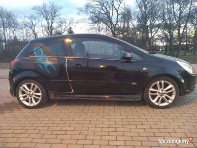 używany Opel Corsa D OPC Line 2007 1.4 benzyna niski przebieg