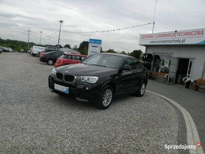 używany BMW X4 2dm 190KM 2017r. 48 000km