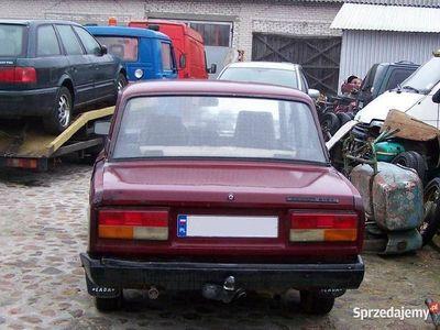 używany Lada 2107 1,3 oryginał do remontu