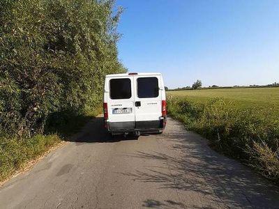 używany Citroën Jumper 2.0 hdi 2003r.