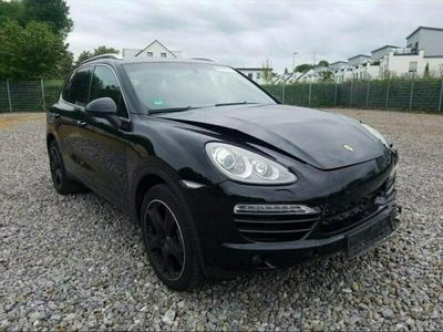 używany Porsche Cayenne 3dm 245KM 2016r. 190 798km