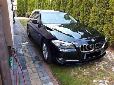 używany BMW 520 F11 kombi Black Edition