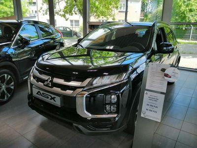 używany Mitsubishi ASX 2dm 150KM 2020r. km