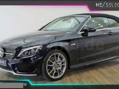 używany Mercedes C43 AMG AMG 3dm 367KM 2018r. 26 294km