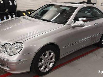 używany Mercedes 170 CLK 2.6 Benzyna V6KM AUTOMAT SUPER STAN !!!