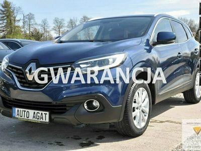 używany Renault Kadjar I *nawi*ledy*zestaw głośnomówiący*zarejestrowany*czujniki parkowania